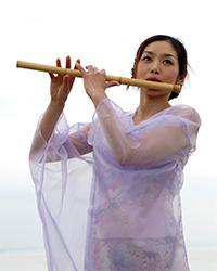 Shinobue Concert by Michiko Yamada