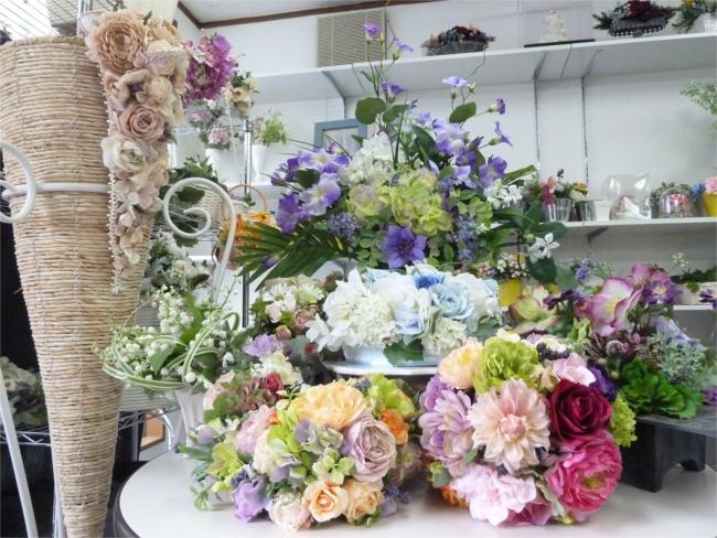 花工芸フルフラワー