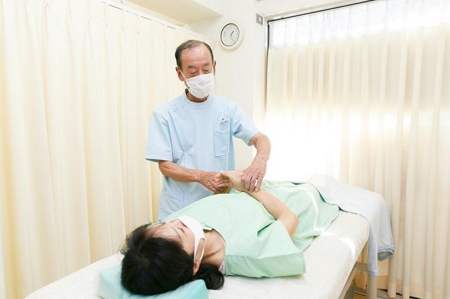 秋津鍼灸マッサージ治療院